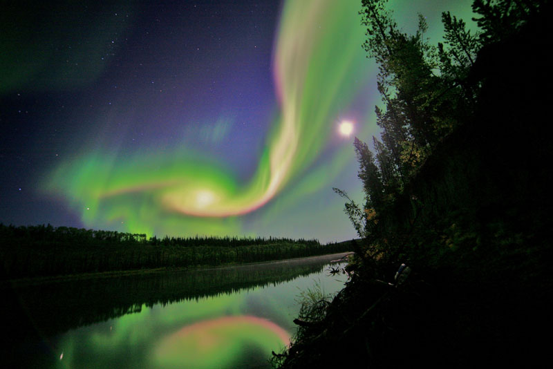 Picture of the Day: Aurora OverWhitehorse