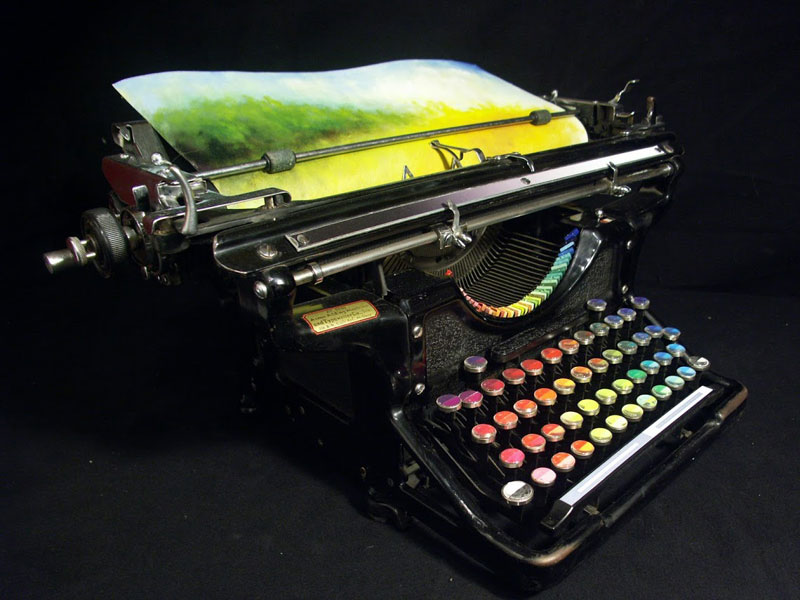chromatic typewriter by tyree callahan (3)