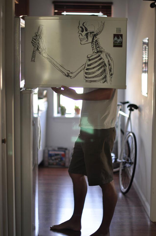 fridge drawings charlie layton freezer fridays (14)