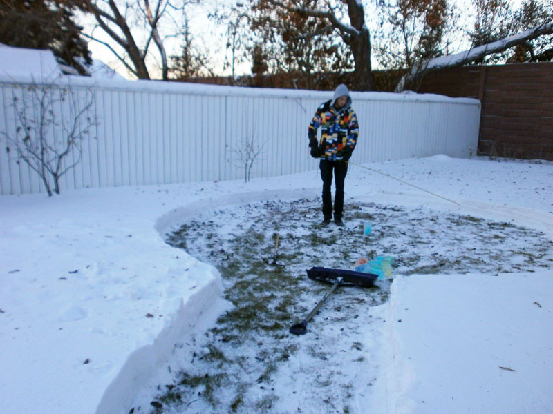 Favori How To Make a Rainbow-Coloured Igloo Using Milk Cartons «TwistedSifter NT02