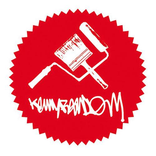 kenny random logo avatar street art