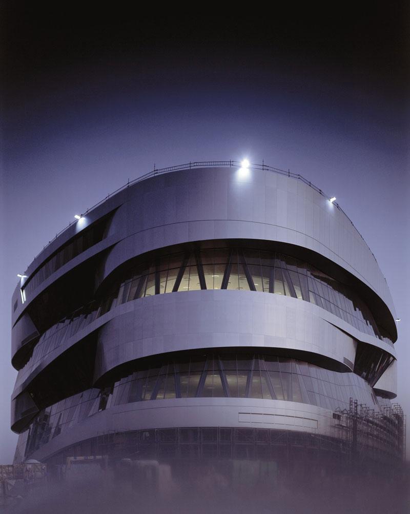 mercedes-benz museum by UNStudio (2)