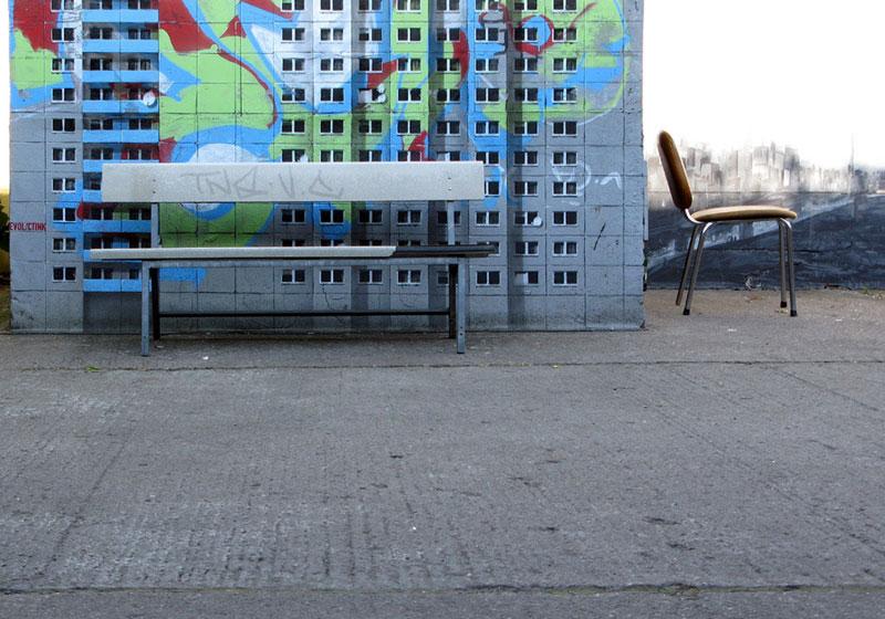 street art apartment building stencils by evol (12)