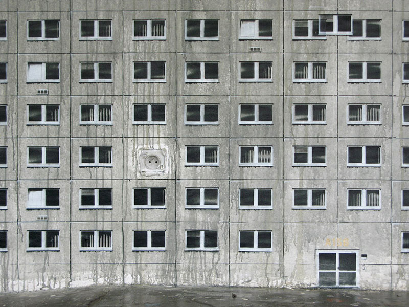 street art apartment building stencils by evol (14)