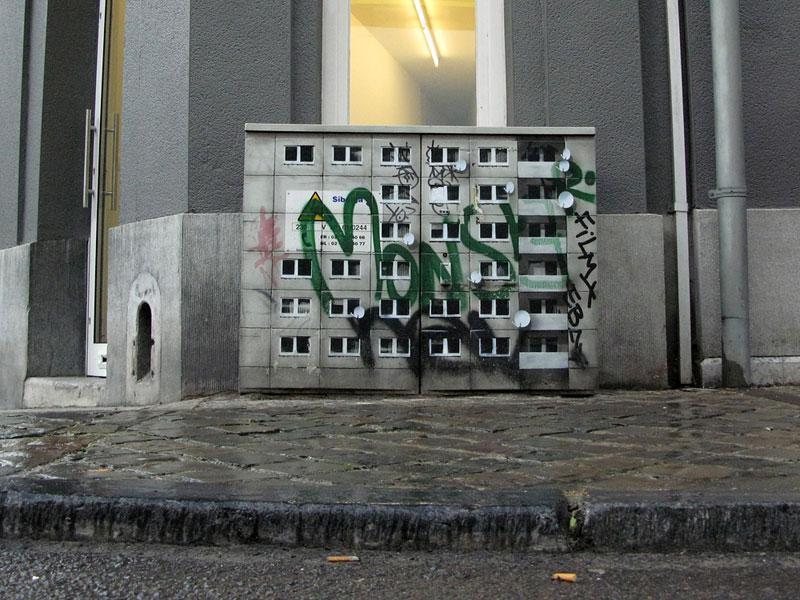 street art apartment building stencils by evol (18)
