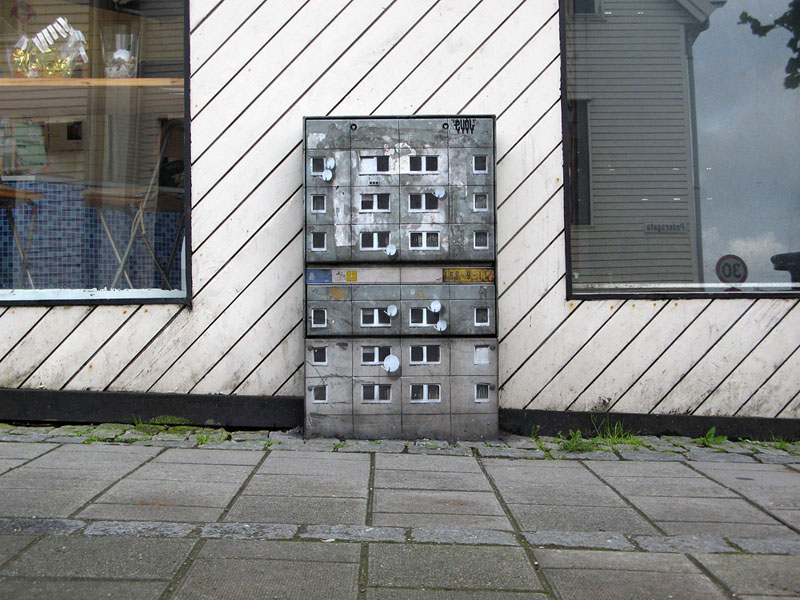 street art apartment building stencils by evol (20)