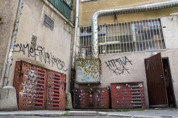 street art apartment building stencils by evol (21)