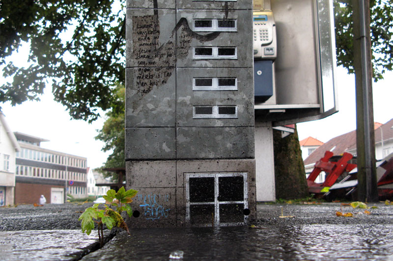 street art apartment building stencils by evol (23)