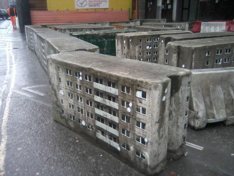 street art apartment building stencils by evol (3)