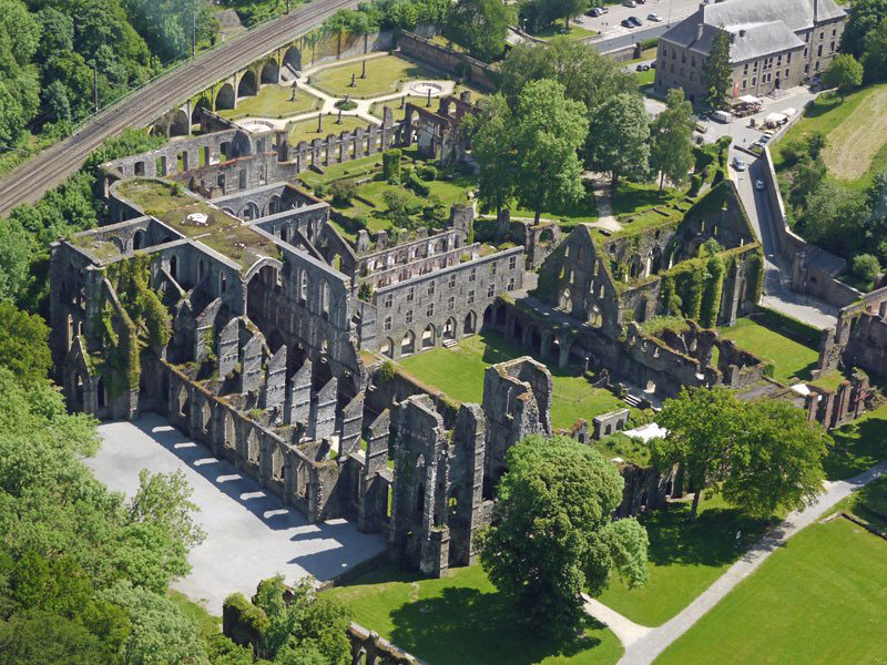 villers abbey wallonia belgium Picture of the Day: Villers Abbey, Belgium