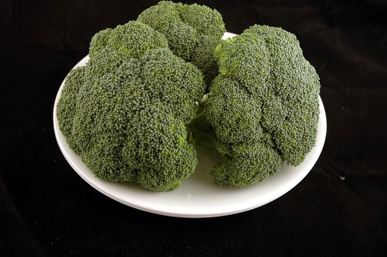 200 calories of broccoli 588 grams 20 What 200 Calories of Various Foods Looks Like
