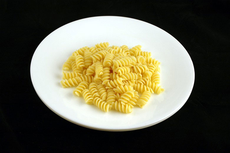 200 calories of cooked pasta 145 grams 5 What 200 Calories of Various Foods Looks Like
