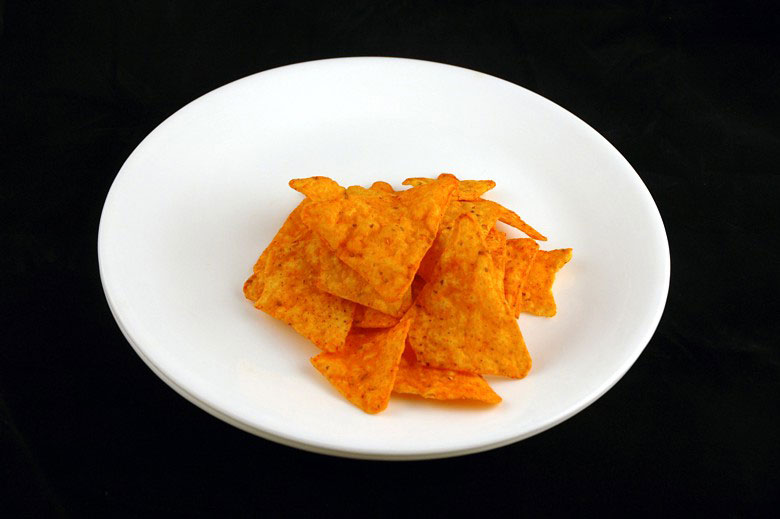 200 calories of doritos 41 grams 1 What 200 Calories of Various Foods Looks Like