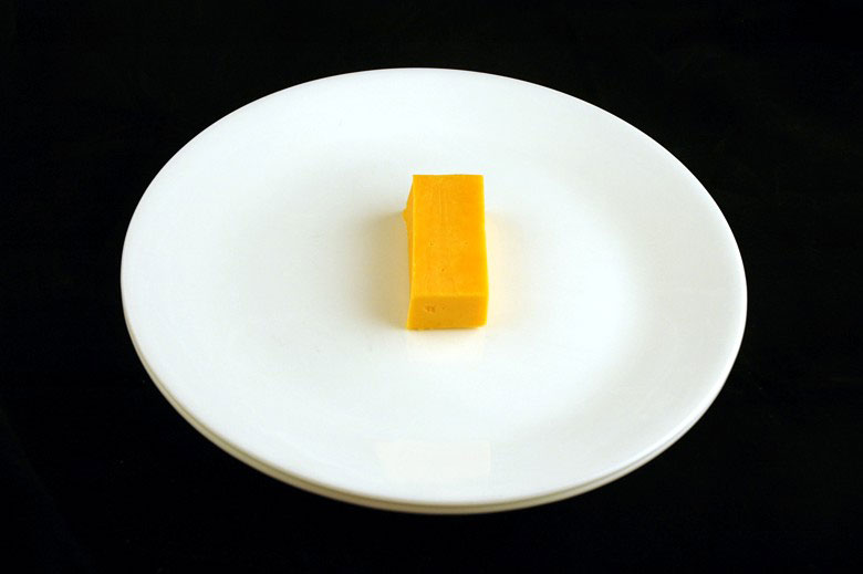 200 calories of medium cheddar cheese 51 grams 1 What 200 Calories of Various Foods Looks Like