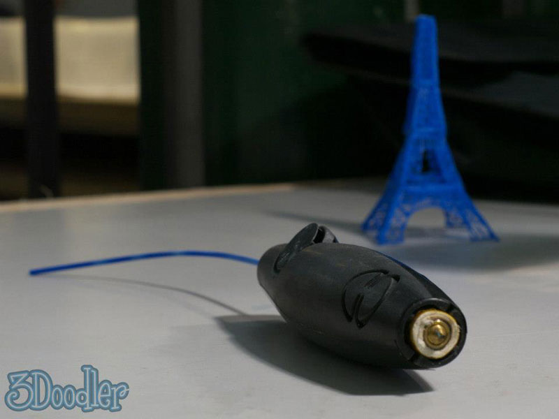 World's First Real-Time 3D Printing Pen
