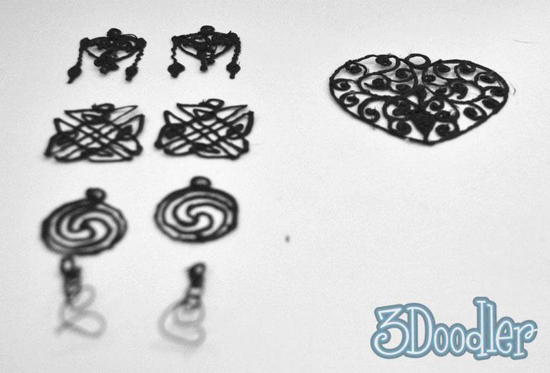 3d printing pen real time 3doodler (5)