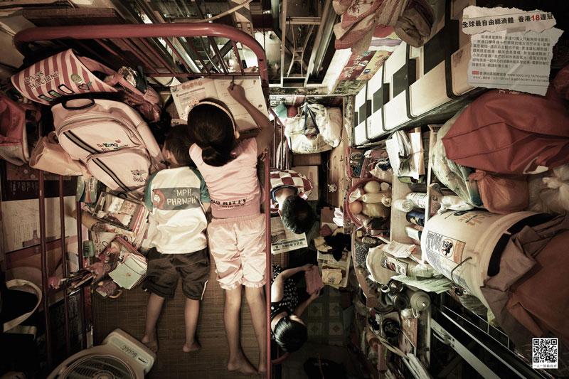 cramped apartments from above hong kong soco (2)