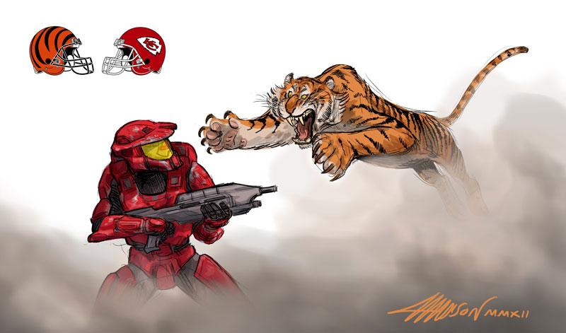 fantasy football matchups illustrated by pixar animator austin madison (2)