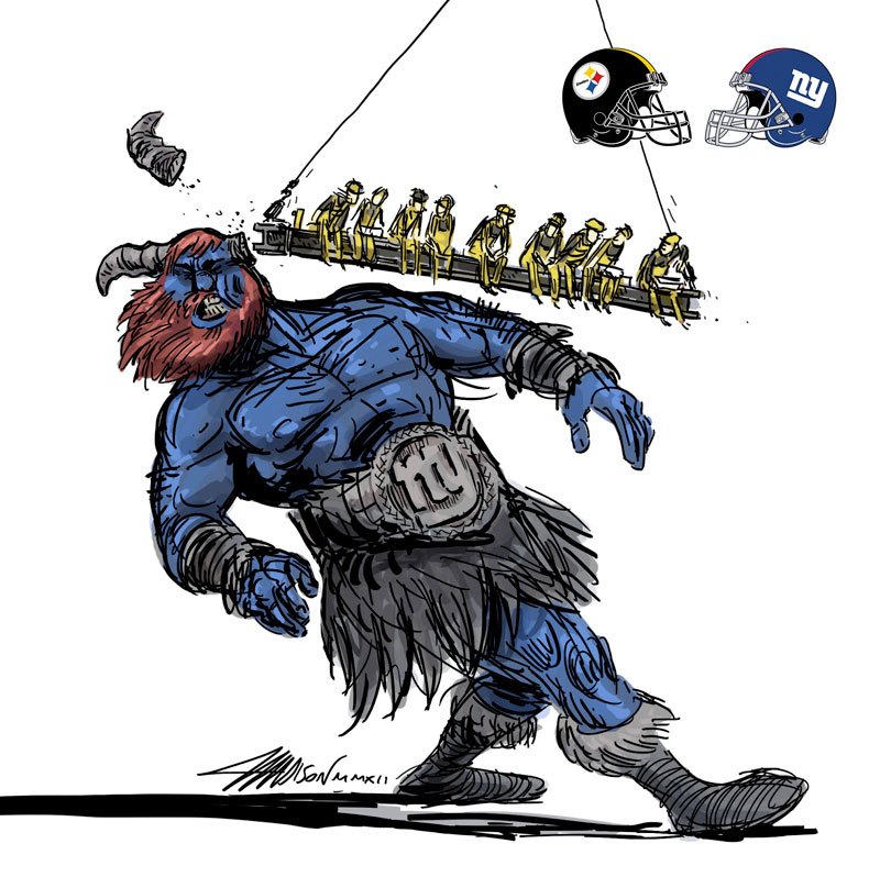 fantasy football matchups illustrated by pixar animator austin madison (4)