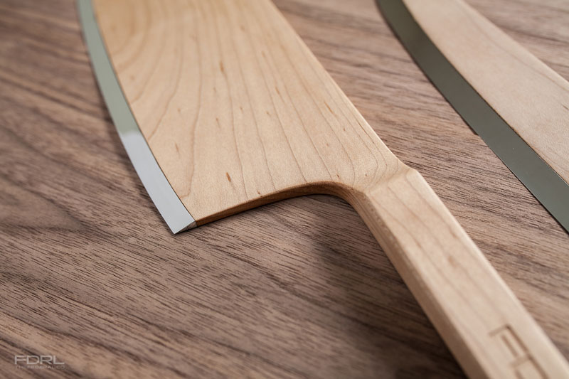 kitchen knives made from maple wood by the federal FDRL (6)