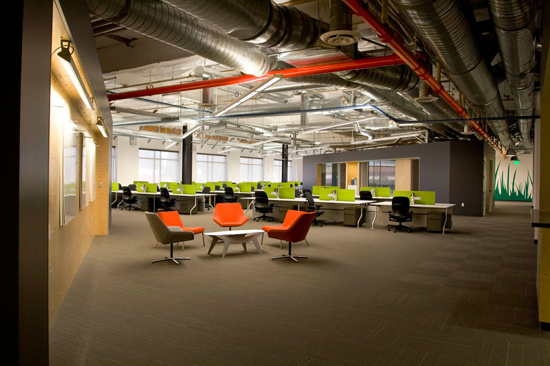 Skype Office Na Headquarters Palo Alto By Blitz HoffmanChrisman (11) Design Inspirations