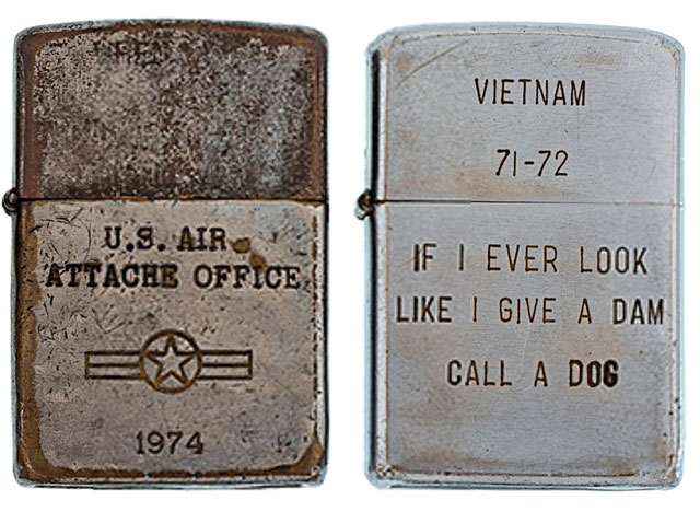 soldiers engraved zippo lighters from the vietnam war (11)