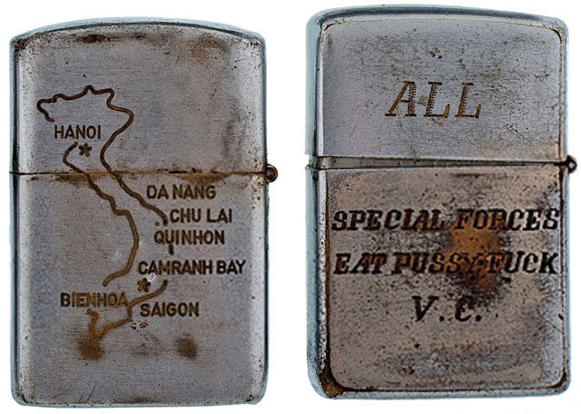 soldiers engraved zippo lighters from the vietnam war (17)