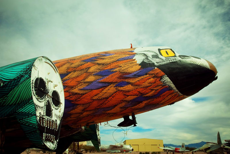 the boneyard project art on old planes (24)