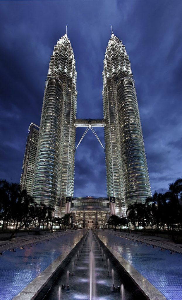 Picture of the Day: The Petronas Towers