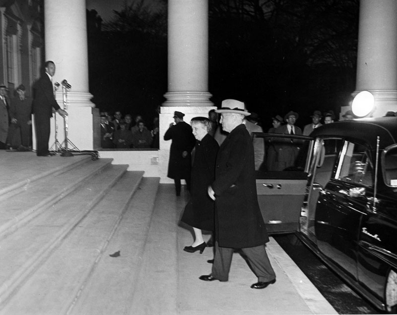 white house gutted truman restoration 1949 - 1951 (23)