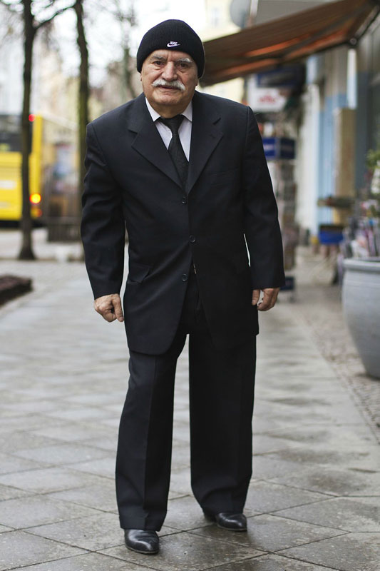 Meet Ali, the World's Most Dapper 83-Year-Old
