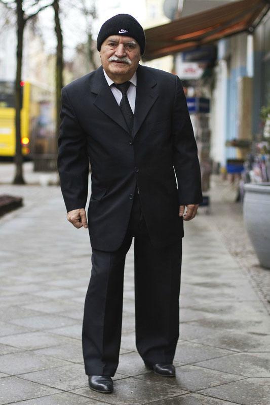 Meet Ali, the World's Most Dapper83-Year-Old