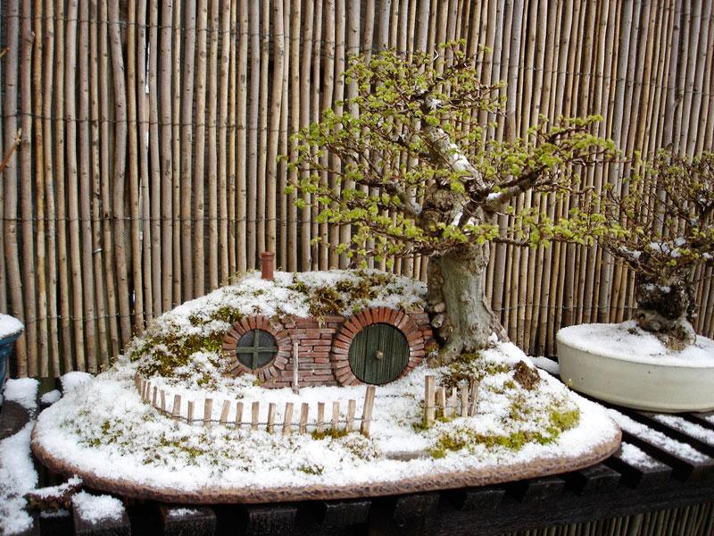 bonsai baggins hobbit home by chris guise (6)