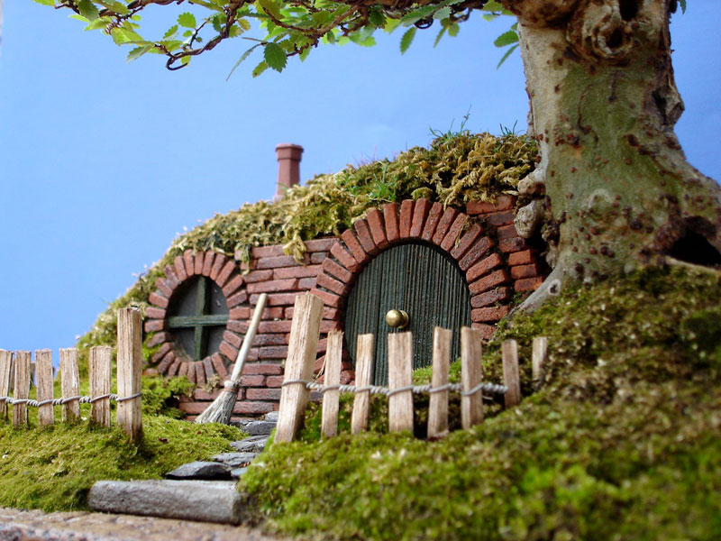 bonsai baggins hobbit home by chris guise (9)