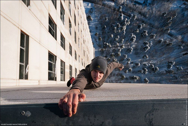 extreme rooftopping skywalking photos mustang-wanted russia (2)