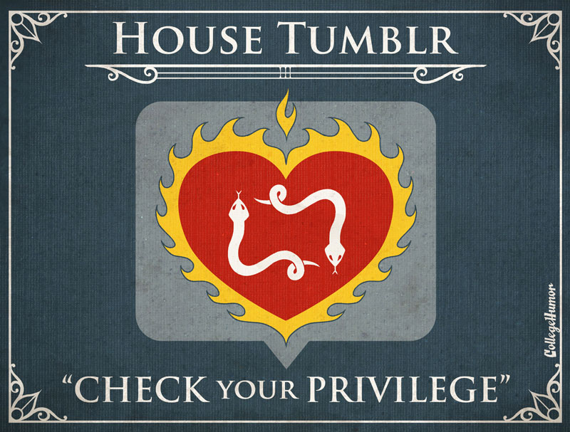 Game of Thrones Houses: The Internet Edition