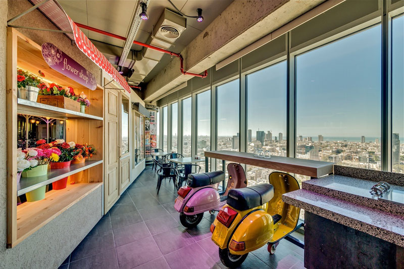google office tel. google tel aviv israel office 11 twistedsifter