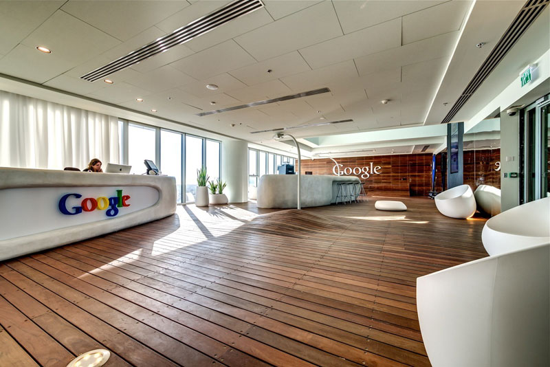 Googles Eclectic Tel Aviv Office Space 30 pics TwistedSifter