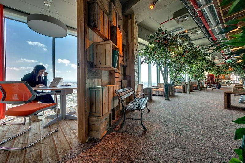 Google office tel aviv 24 Interior Google Tel Aviv Israel Office 24 Twistedsifter Googles Eclectic Tel Aviv Office Space 30 Pics twistedsifter