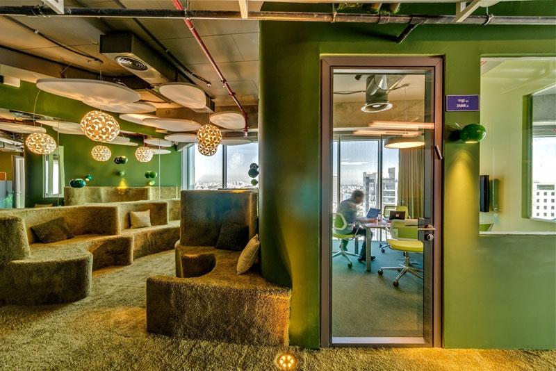 leed platinum google tel. Google Tel Aviv Israel Office (25) Leed Platinum