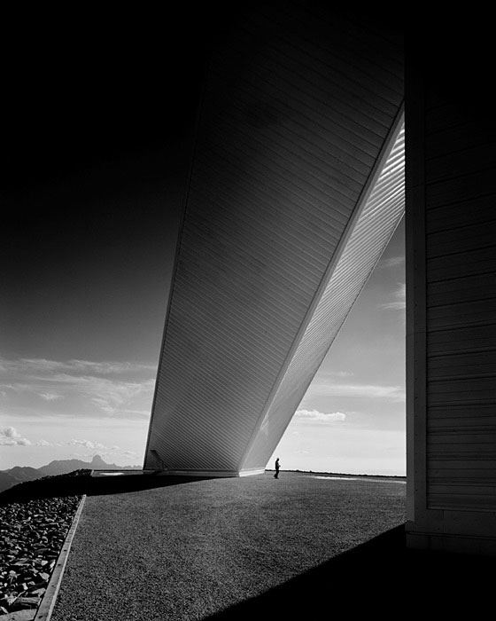 McMath-Solar-Telescope,-Skidmore,-Owings-&-Merrill,-Kitt-Peak,-AZ,-1962-ezra-stoller
