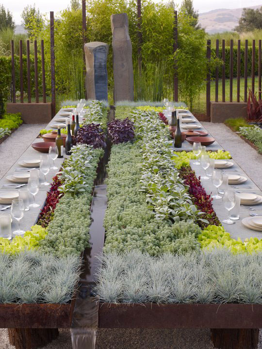 The Outdoor Living Garden Table 171 Twistedsifter