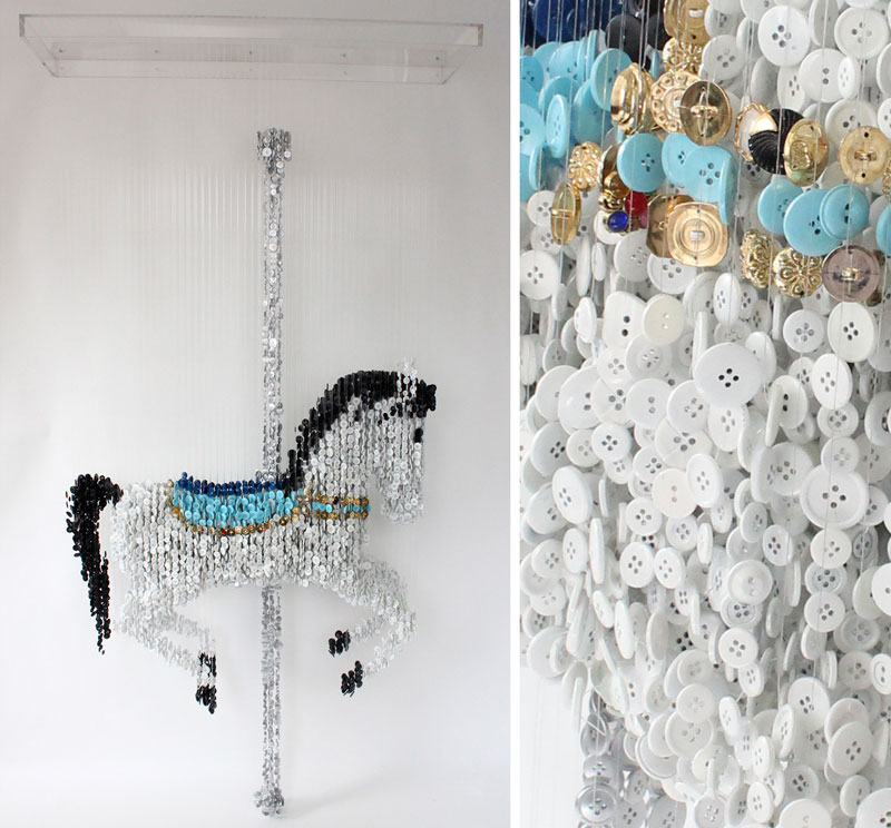 suspended sewing button sculptures by augusto esquivel (6)
