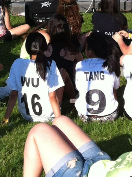 wu tang soccer perfect timing