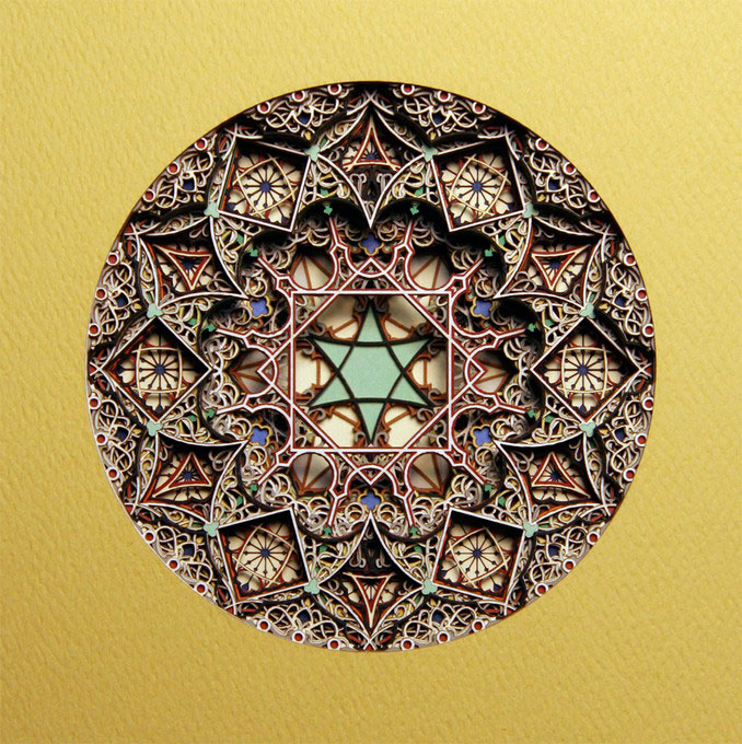 3d laser cut paper art eric standley layered complex intricate (10)