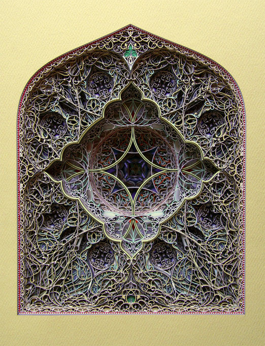 3d laser cut paper art eric standley layered complex intricate (12)