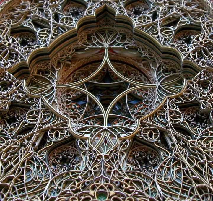 3d laser cut paper art eric standley layered complex intricate (14)