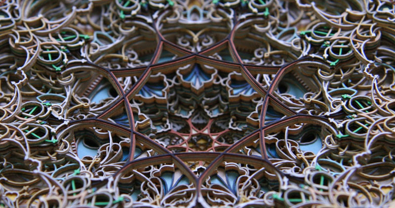 3d laser cut paper art eric standley layered complex intricate (20)