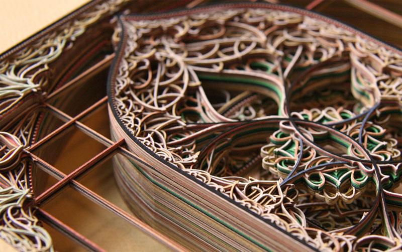 3d laser cut paper art eric standley layered complex intricate (24)