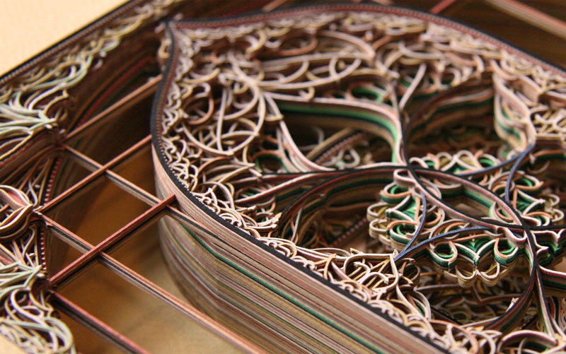 3d laser cut paper art eric standley layered complex intricate (24)